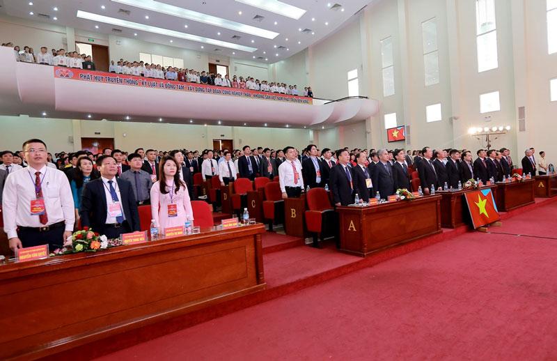 Quyết tâm hoàn thành toàn diện Nghị quyết Hội nghị Người lao động Tập đoàn TKV năm 2019